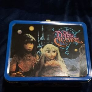 1982 The Dark Crystal lunch box and thermos